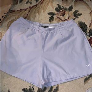 Nike Dri Fit size M activewear shorts